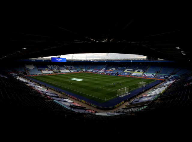 Leicester's King Power Stadium could be increased by 8000 seats under new plans. (Nick Potts/PA)