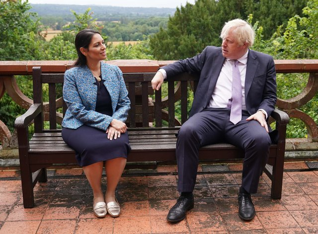 Prime Minister Boris Johnson said the Home Office consultation on updating the Official Secrets Act should go ahead (Yui Mok/PA)