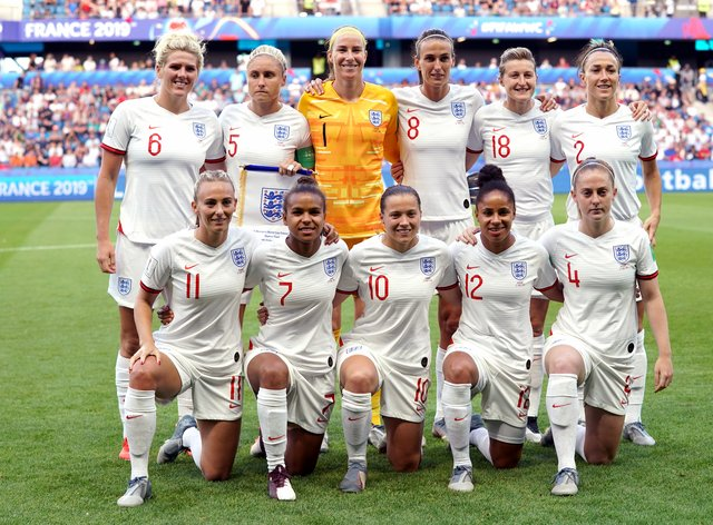 England Women will return to Wembley for their World Cup qualifier against Northern Ireland on October 23 (John Walton/PA)