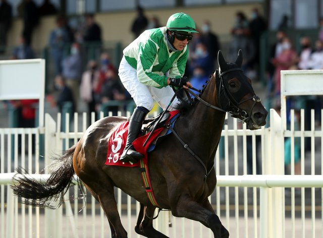 Royal Rendezvous and Paul Townend won the Galway Plate (Niall Carson/PA)