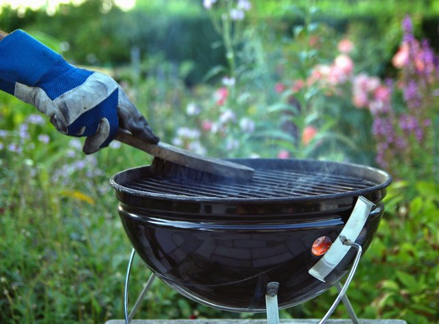 Spruce up your BBQ (Alamy/PA)