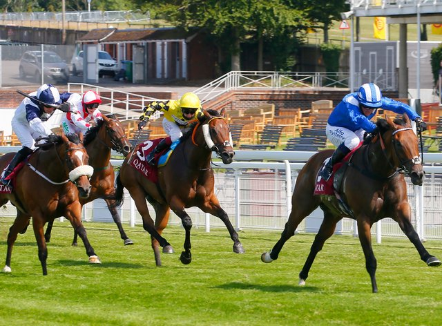 Battaash won a fourth King George Stakes last year (Mark Cranham/PA)