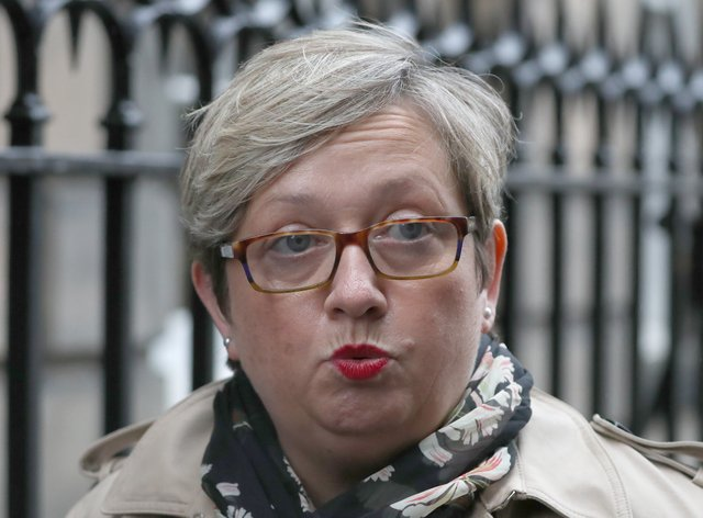 SNP MP Joanna Cherry said she was 'very disappointed' that the SNP leadership had failed to condemn the abuse she received (Andrew Milligan/PA)
