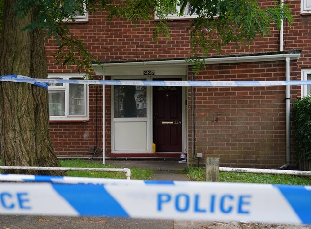 Police are investigating a woman's death at a property in Unett Street, Lozells, Birmingham (Steve Parsons/PA)