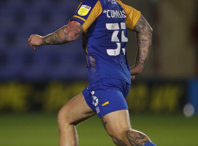 Jason Cummings drew Dundee level on the hour (Nick Potts/PA)