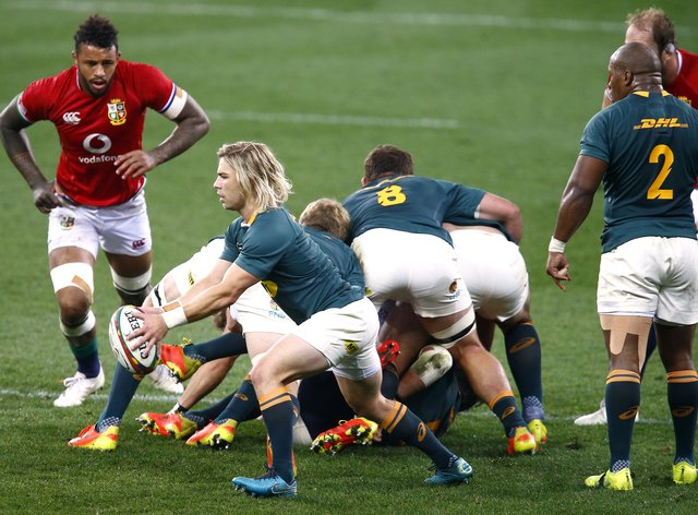 South Africa levelled the series at 1-1 (Steve Haag/PA)