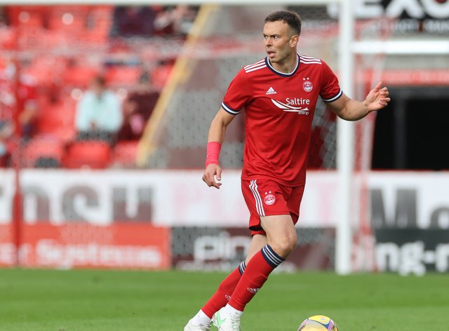 Andy Considine aims to get back to the group stages (Steve Welsh/PA)
