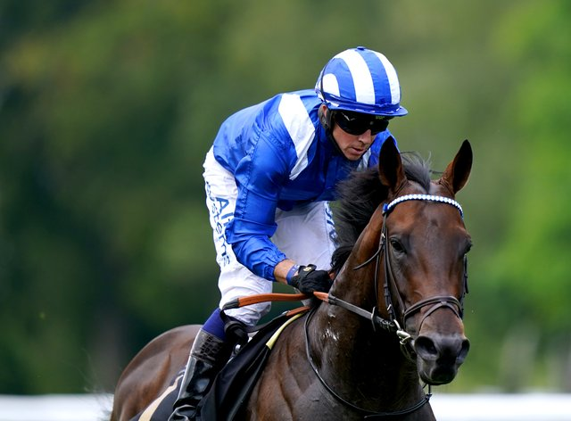 Baaeed has an entry in the Queen Elizabeth II Stakes at Ascot (Tim Goode/PA)