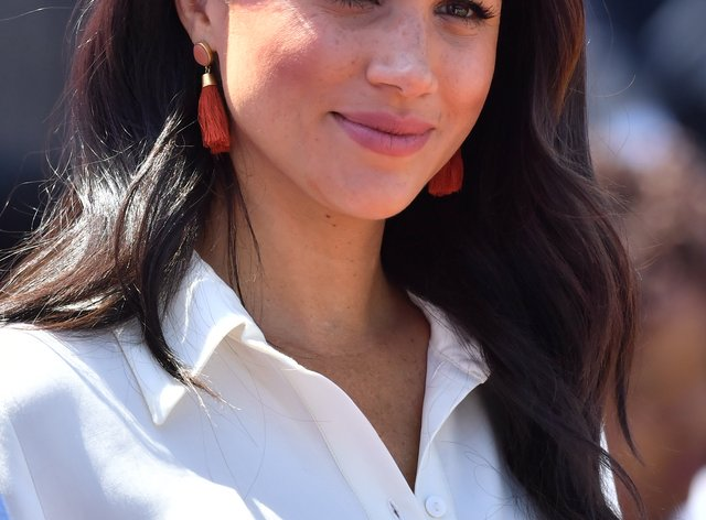 The Duchess of Sussex (PA)