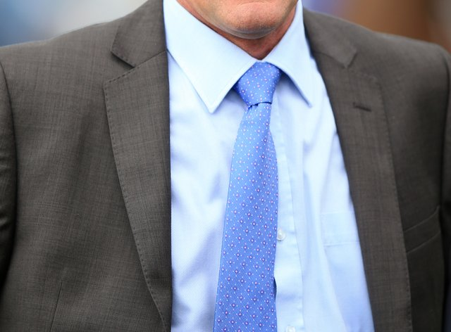 Trainer Kevin Ryan (Mike Egerton/PA)