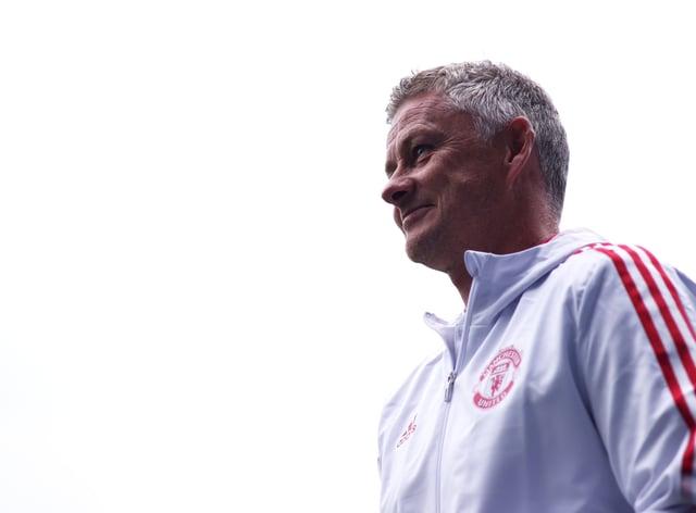 Ole Gunnar Solskjaer is looking forward to the new season (Steven Paston/PA)