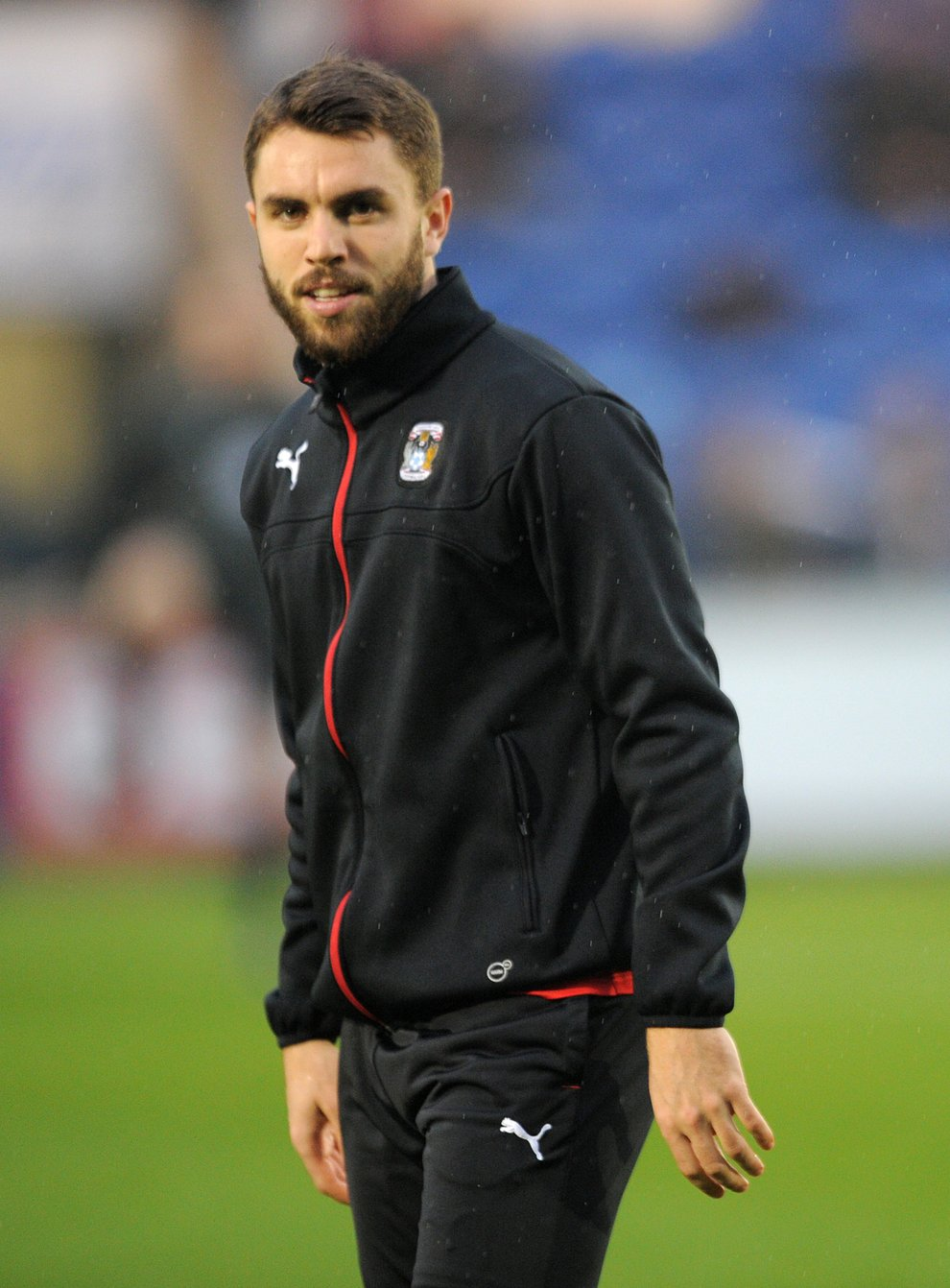 Josh McQuoid scored Weymouth's last goal (John Buckle/PA)