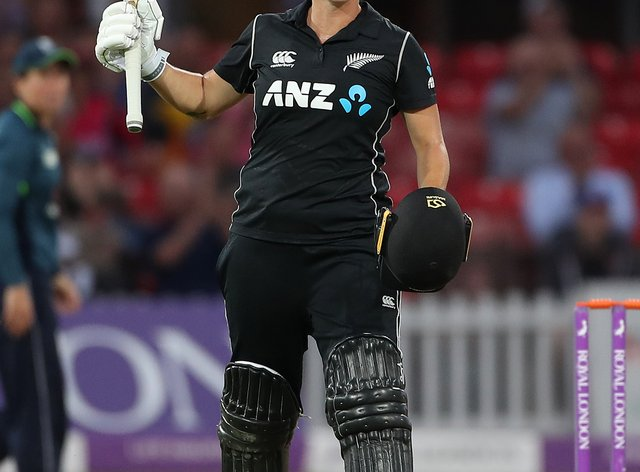 New Zealand managed to hold on for a narrow victory (David Davies/PA)