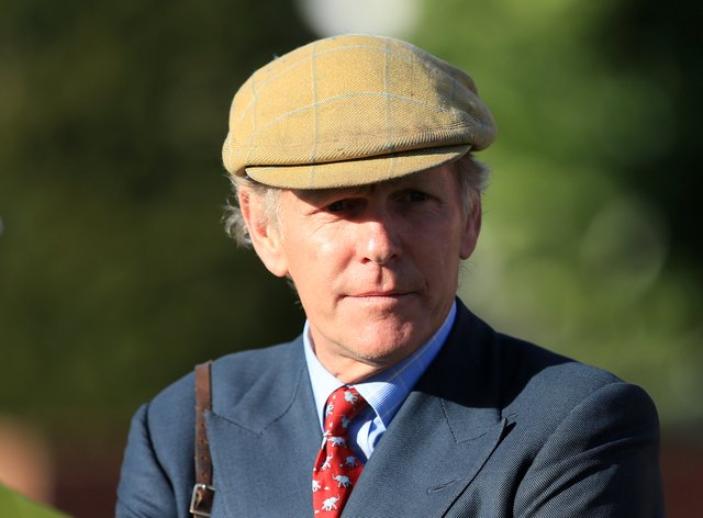 Trainer Michael Bell has Heartbreaker in two races in the coming week (Simon Cooper/PA)