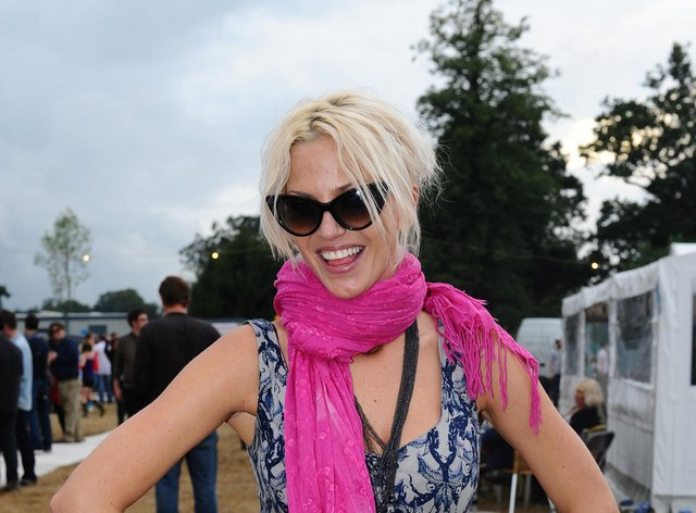 Sarah Harding (Ian West/PA)