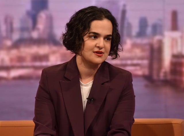 Nadia Whittome (Jeff Overs/BBC/PA)