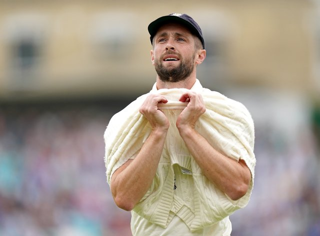 Chris Woakes is hoping England produce another remarkable run chase (Adam Davy/PA)