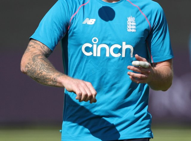 Ben Stokes is unlikely to make England's T20 World Cup squad (David Davies/PA)