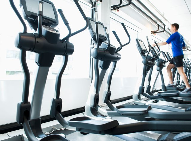 Gyms can be rather intimidating places (Alamy/PA)