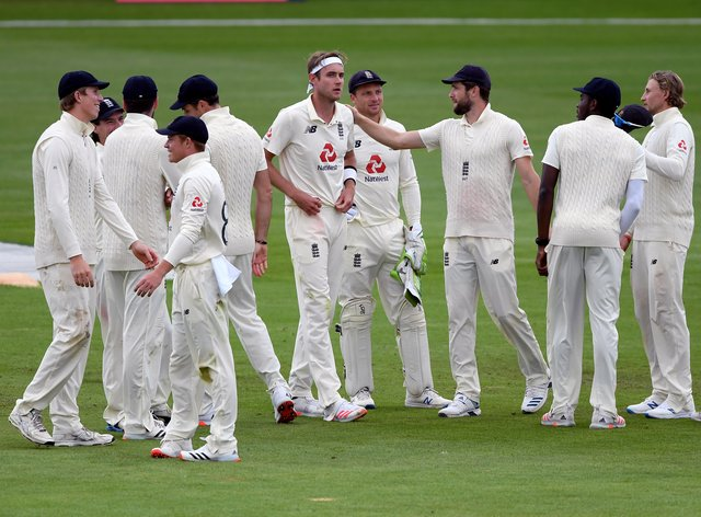 England will face Test series against New Zealand and South Africa in 2022 (Mike Hewitt/PA)