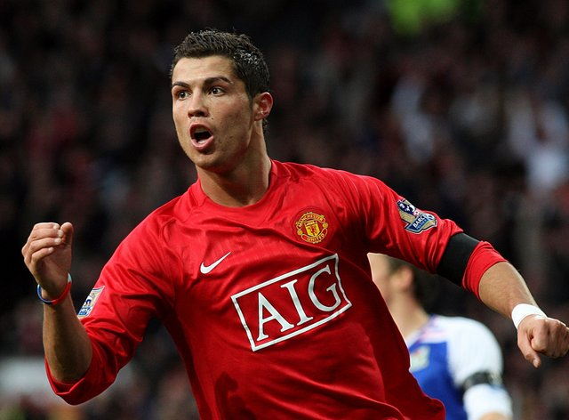 Cristiano Ronaldo is set to make his second debut for Manchester United (Martin Rickett/PA)