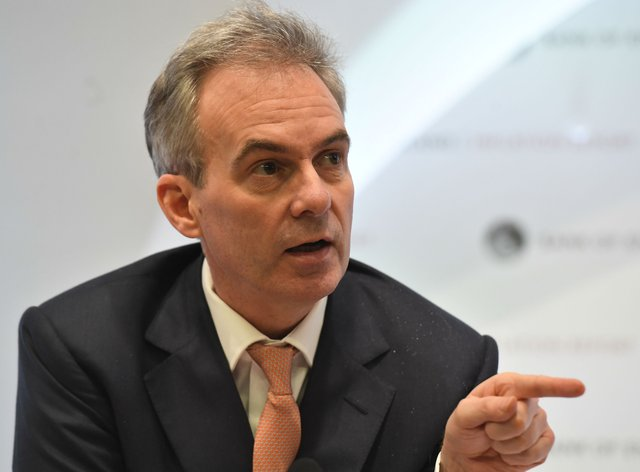 Ben Broadbent was speaking to MPs on Wednesday (Victoria Jones/PA)