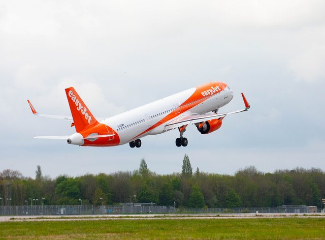 EasyJet hopes to raise £1.2bn from shareholders to help it recover from the Covid-19 pandemic (David Parry/PA)