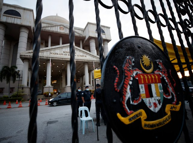 The Kuala Lumpur High Court. Several Malaysian mothers won a legal battle for the right to pass their nationality to their children born abroad (AP)