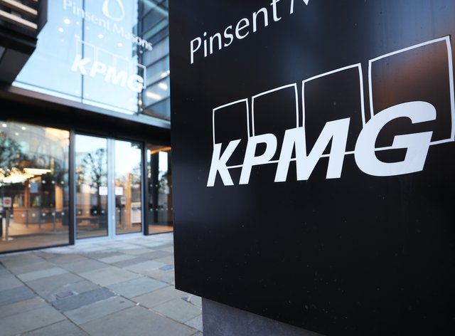 KPMG has become one of the first major UK firms to set a target for the number of senior staff from working class backgrounds (PA)