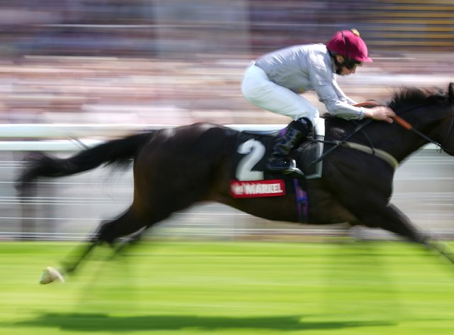 Armor holds a leading chance in the Wainwright Flying Childers Stakes at Doncaster (John Walton/PA)