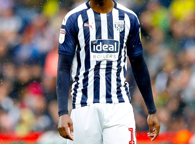 Footballer Romaine Sawyers was left feeling 'harassed, alarmed and distressed' after reading Simon Silwood's social media post, a court was told (Martin Rickett/PA)