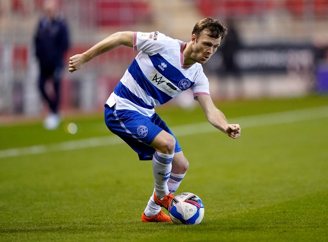 Todd Kane is in line for his first Coventry appearance having joined from QPR (Zac Goodwin/PA)