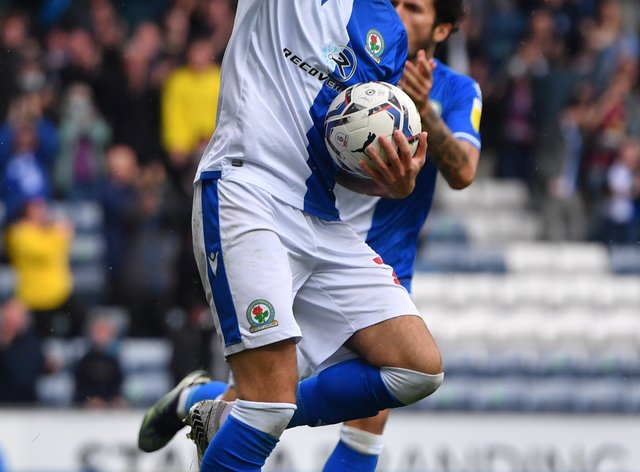Ben Brereton is set to miss out for Blackburn (PA)