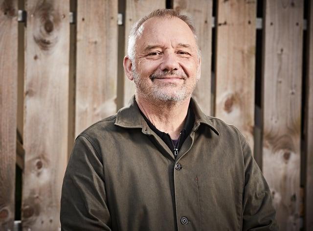 Bob Mortimer (Richard Grassie/PA)