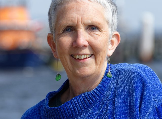Writer Ann Cleaves has come up with a reading for health scheme to celebrate the 21st anniversary of her fictional detective Vera Stanhope (PA)
