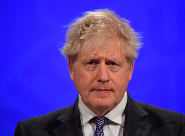 Boris Johnson (PA)