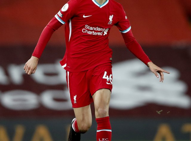 Liverpool loanee Rhys Williams is expected to be fit for Swansea's home clash with Millwall (Clive Brunskill/PA)