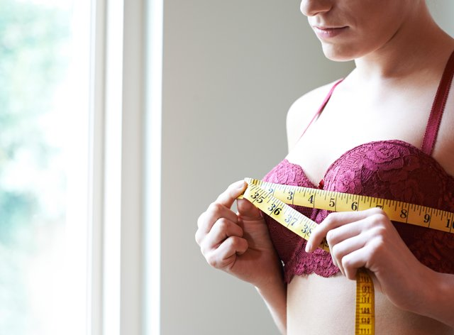 Research shows only 19% of women are wearing the right bra size (Alamy/PA)