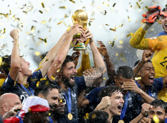 Introducing a World Cup every two years will have no legitimacy without player support, FIFPRO has warned (Owen Humphreys/PA)