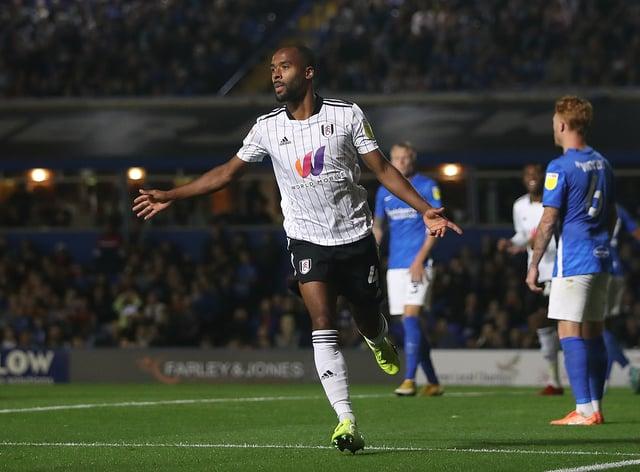 Denis Odoi scored the opener for Fulham (Simon Marper/PA)