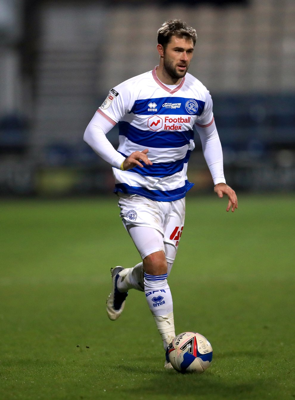 Charlie Austin, pictured, could return for QPR this weekend (Adam Davy/PA)