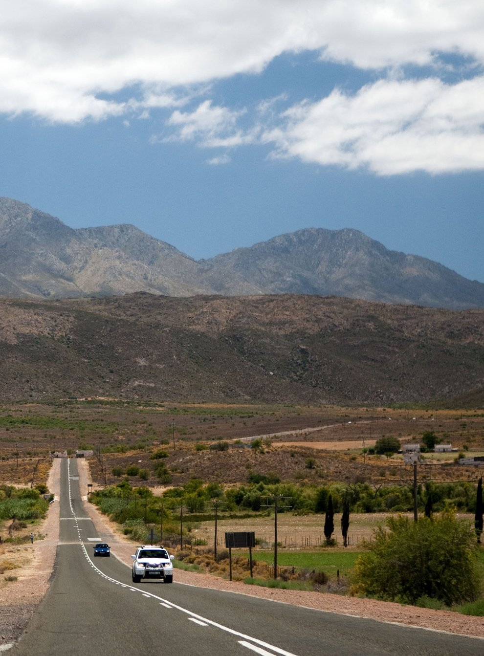Views along Route 62, Garden Route, South Africa (Alamy/PA)