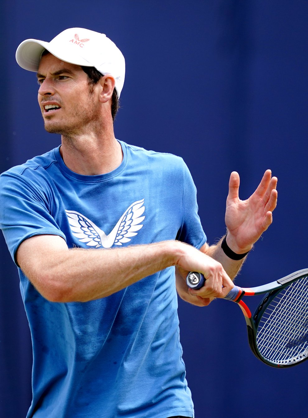 Andy Murray does not want to risk getting injured by playing in the Davis Cup (John Walton/PA)