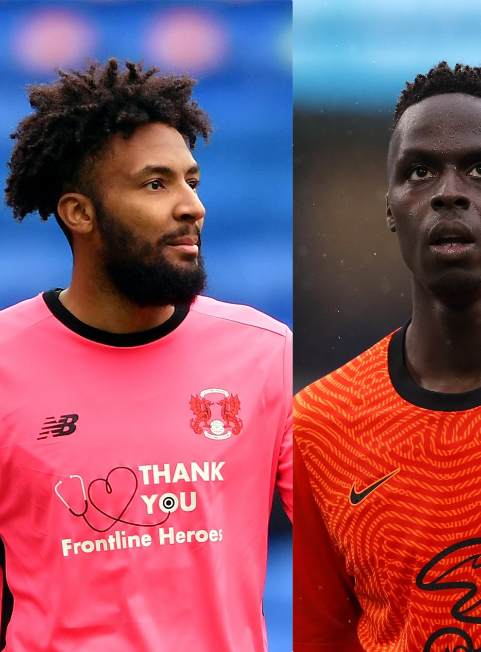 """Lawrence Vigouroux believes Edouard Mendy's impact at Chelsea has """"paved the way"""" for other black goalkeepers (PA)"""
