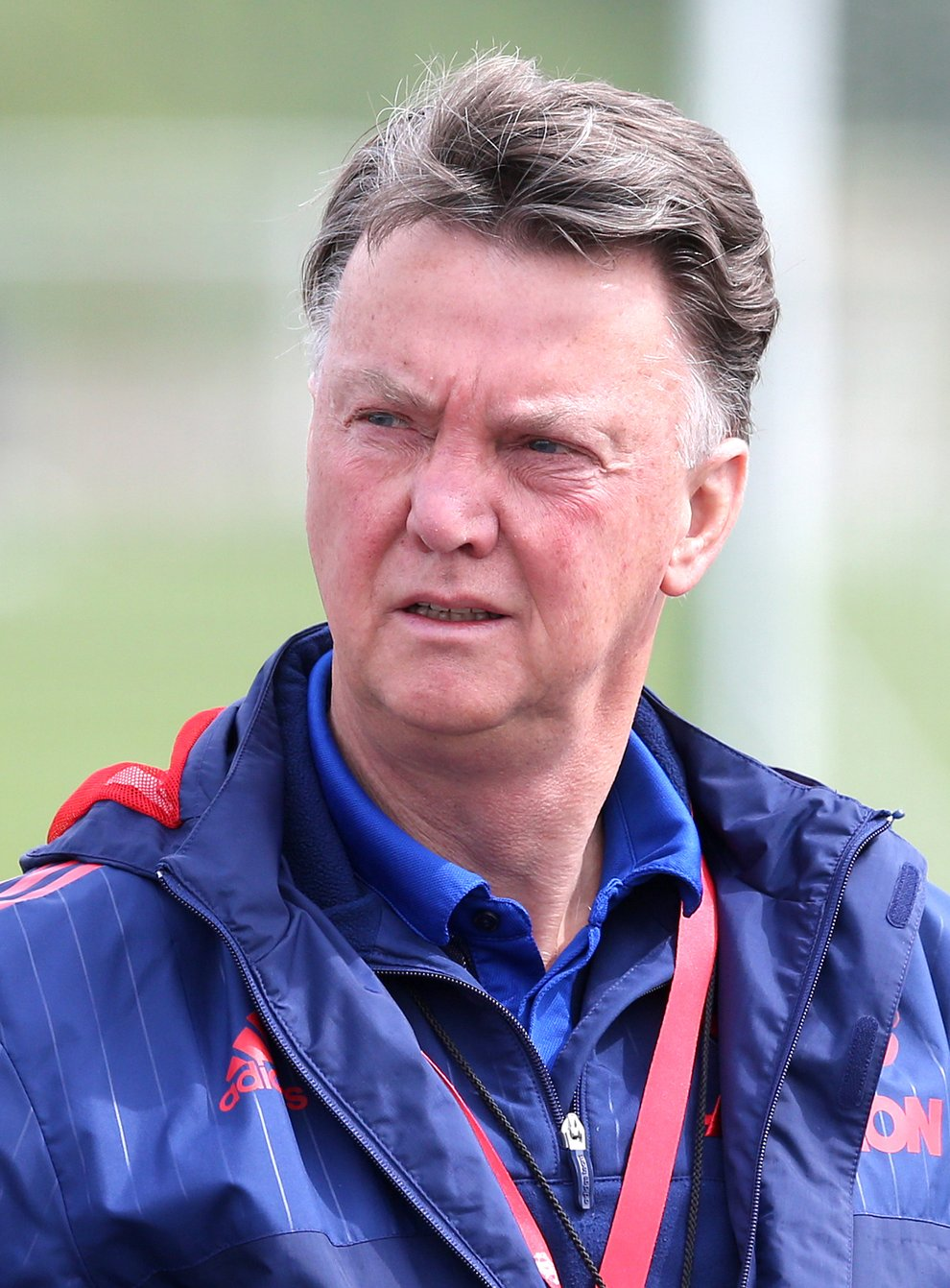 Former Manchester United boss Louis Van Gaal says he is worried that not enough young people are taking sufficient exercise (Martin Rickett/PA)