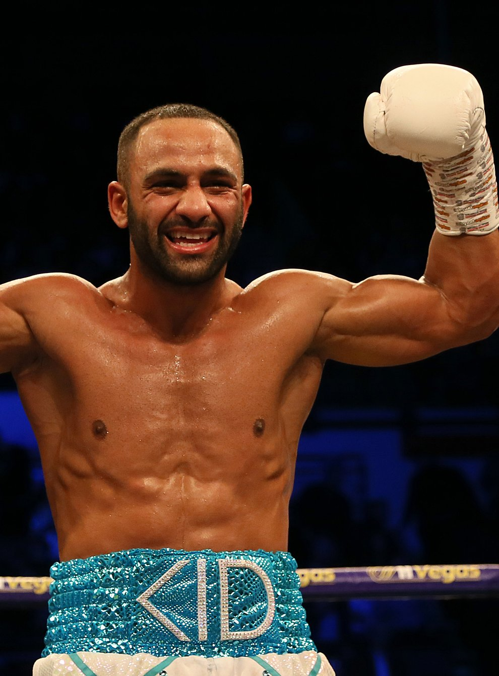 Kid Galahad will defend his IBF featherweight title in his home city of Sheffield (Richard Sellers/PA)