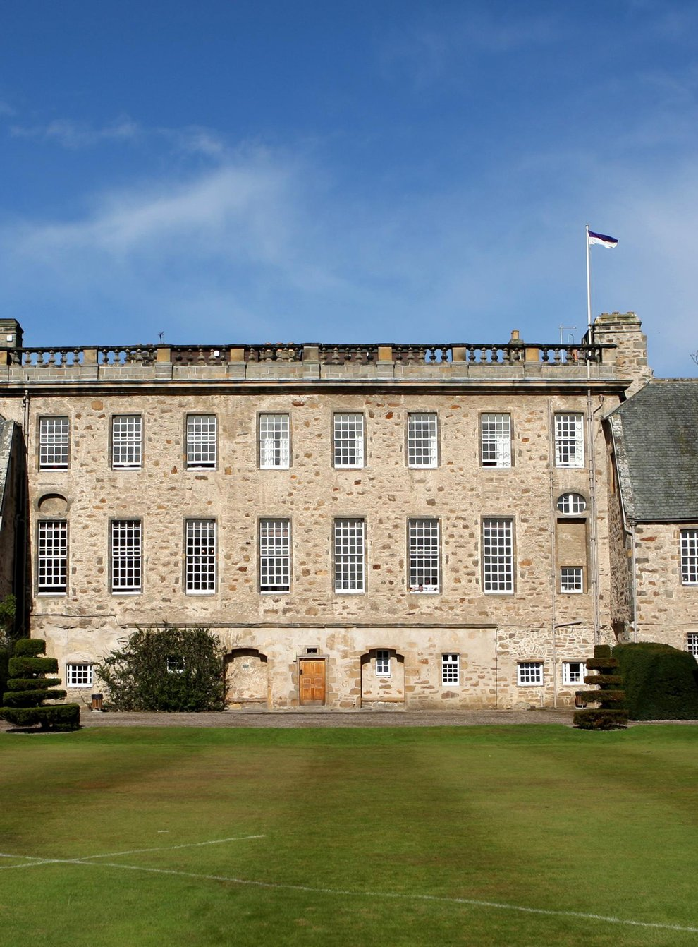 A former teacher at Gordonstoun was convicted of abusing boys (Andrew Milligan/PA)