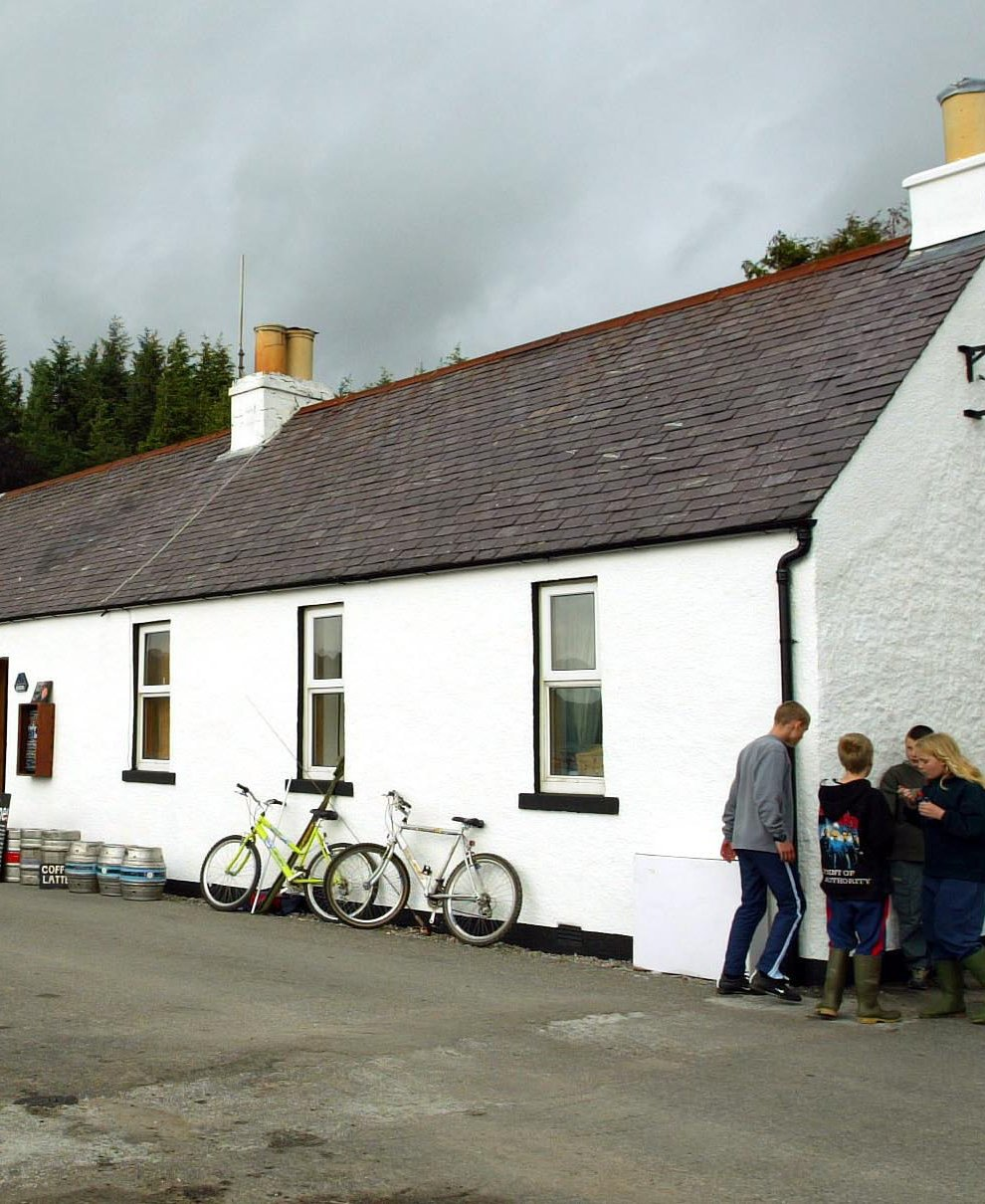 A community hoping to take over Britain's remotest mainland pub has won more than £500,000 in funding (Maurice McDonald/PA)
