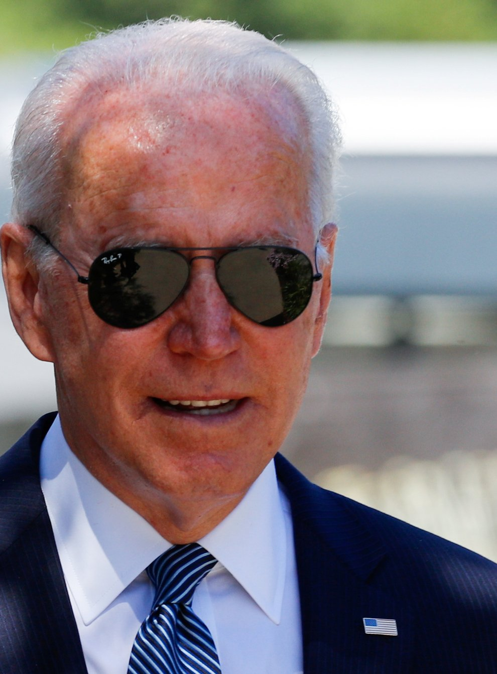 US President Joe Biden will travel to Glasgow for the summit (Phil Noble/PA)