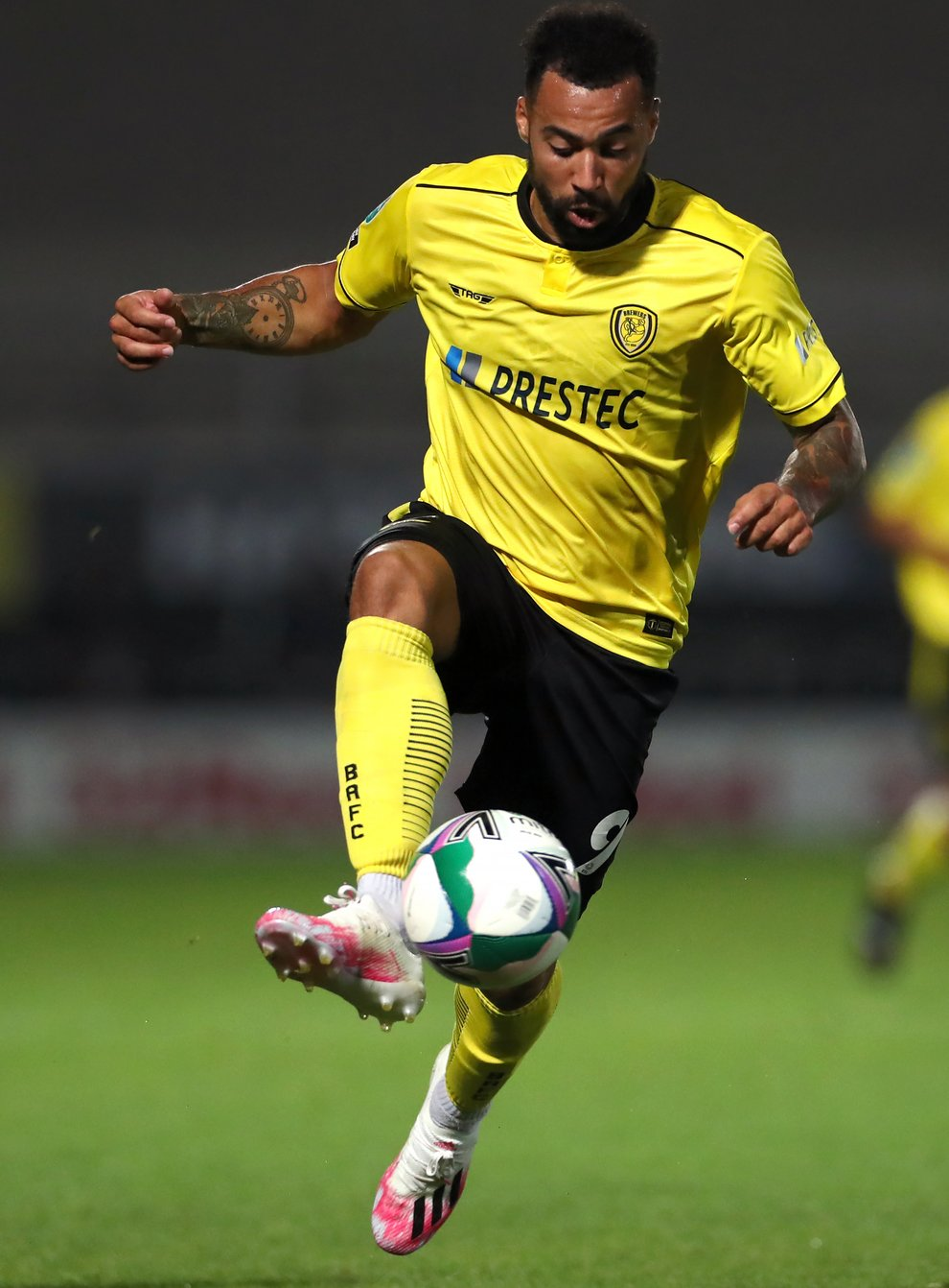 Kane Hemmings is sidelined with a hamstring injury (Mike Egerton/PA)